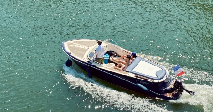 Noleggio barche Paris economico Guernsey Classic 20