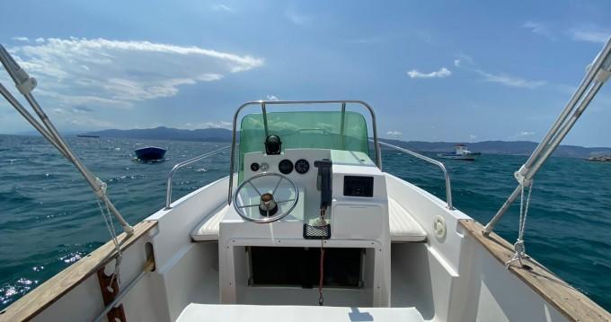 Noleggio Barca a motore a Villa San Giovanni – Elan Elan 17 CC
