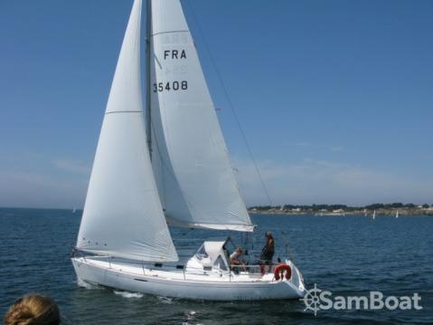 Noleggio barche Port du Crouesty economico First 31.7