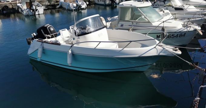 noleggio Barca a motore a Fos-sur-Mer - Quicksilver Quicksilver 550 Commander