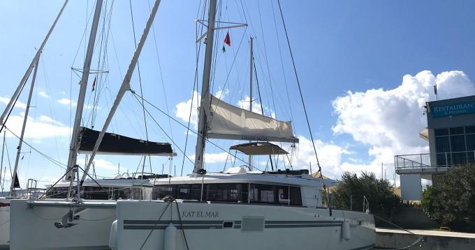Noleggio barche Kaštel Gomilica economico Lagoon 450 F