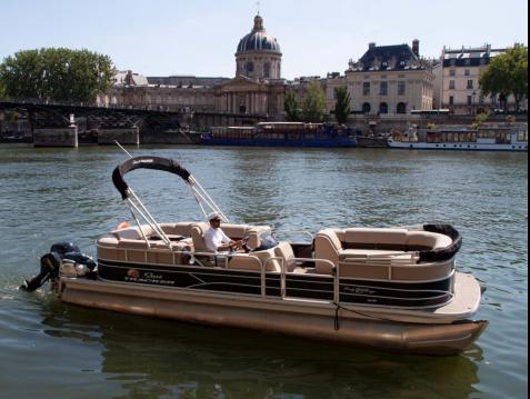 Noleggio Barca a motore con o senza skipper Suntracker a Paris