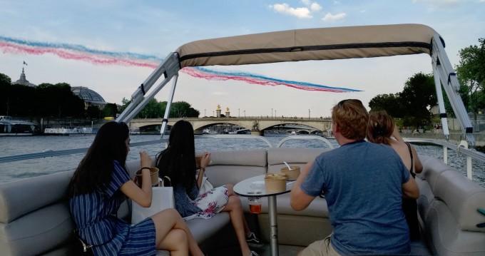Noleggio yacht a Paris – Suntracker Party barge su SamBoat