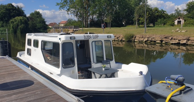 Noleggio Barca a motore a Cattenom – Espade 850