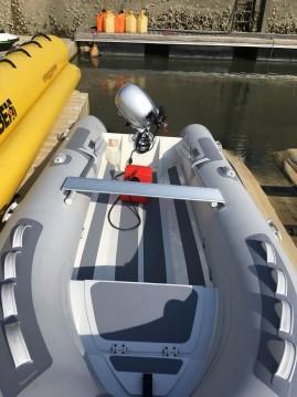 Noleggio barche Zodiac Cadet 390 Rib Alu Dl a Guérande su Samboat