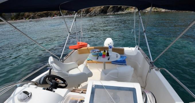 Noleggiare una Jeanneau Cap Camarat 625 WA a Argelès-sur-Mer