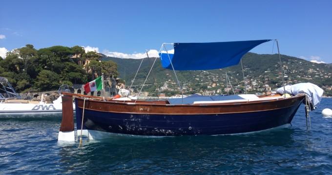 Noleggio yacht a Santa Margherita Ligure – Gozzo Scipione Gozzo Sorrentino su SamBoat