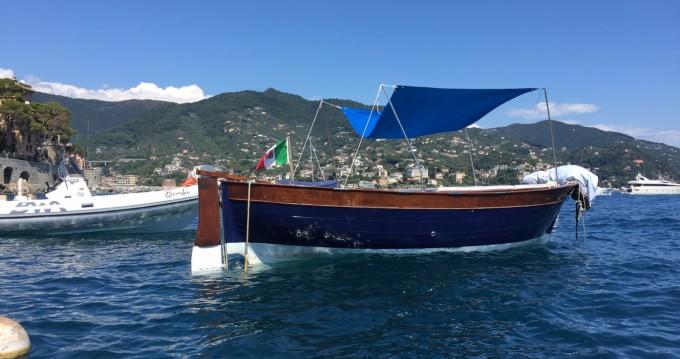 Noleggio barche Gozzo Scipione Gozzo Sorrentino a Santa Margherita Ligure su Samboat