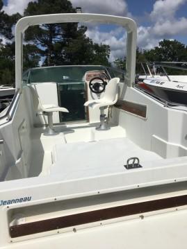 Noleggio Barca a motore con o senza skipper Jeanneau a Andernos-les-Bains