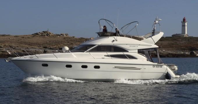 Noleggio barche Paimpol economico 45 Fly