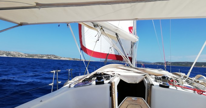 Noleggio barche Ajaccio economico Oceanis 43