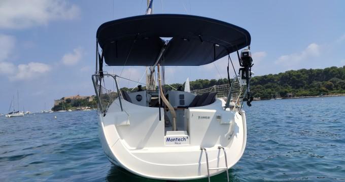 Noleggio Barca a vela con o senza skipper Jeanneau a Golfe-Juan