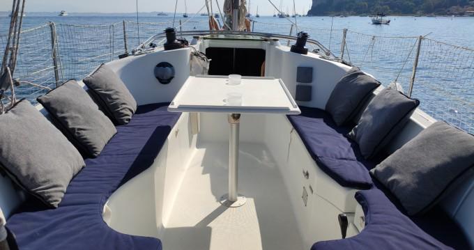 Noleggio barche Jeanneau Sun Odyssey 29.2 a Golfe-Juan su Samboat