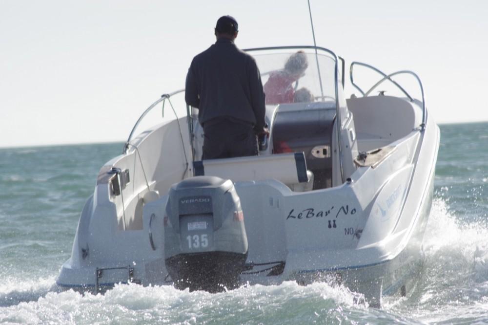 Noleggio Barca a motore con o senza skipper Quicksilver Noirmoutier-en-l'Île