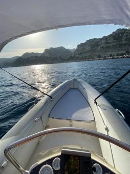 Noleggio Gommone a Marseille – Valiant Valiant 550 Comfort