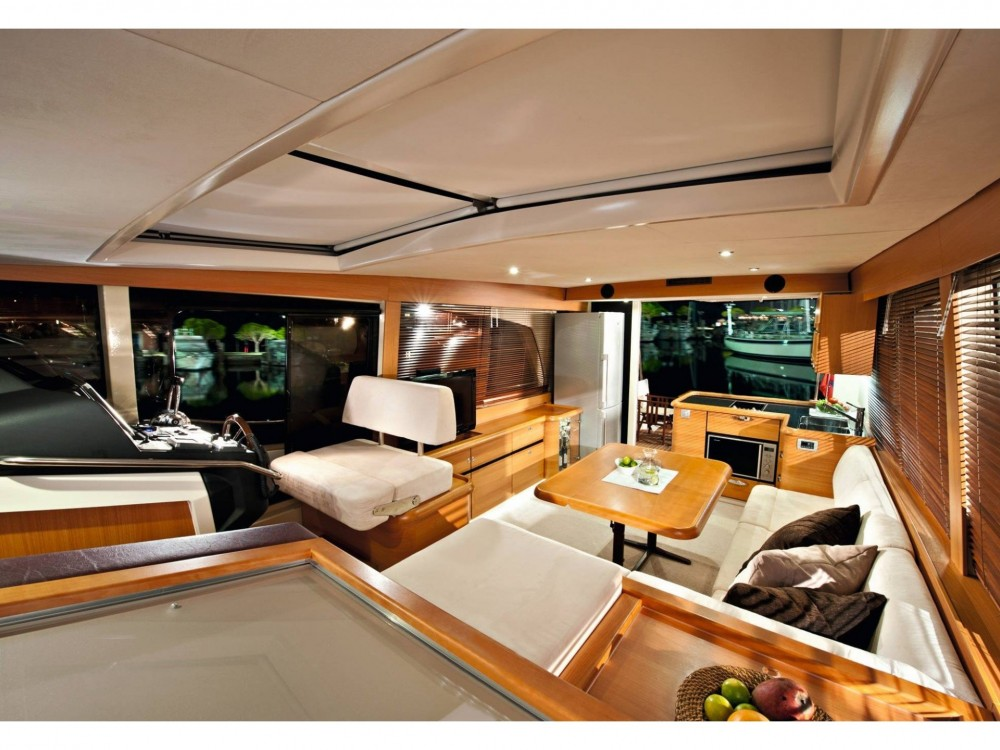 Noleggio barche Douro Marina economico Greenline 40