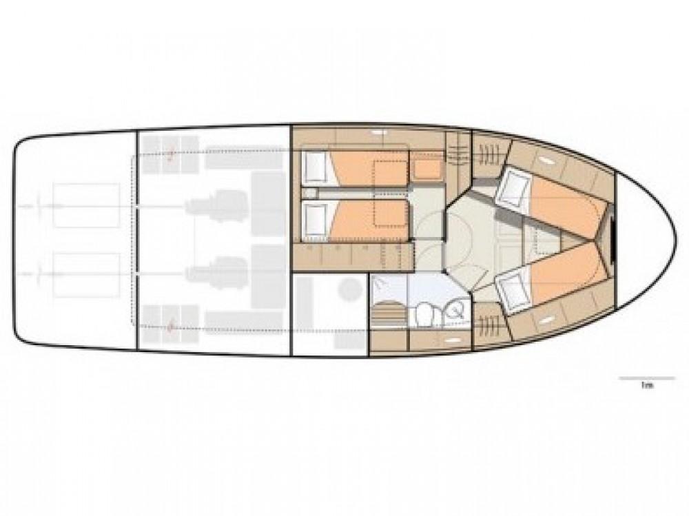 Noleggio barche Seaway Greenline 40 Douro Marina su Samboat
