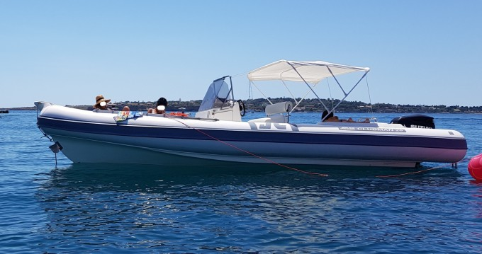 Noleggio barche Joker Boat Clubman 26 a Siracusa su Samboat