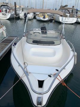 Noleggio barche Ocqueteau Olympic 565 a Arcachon su Samboat