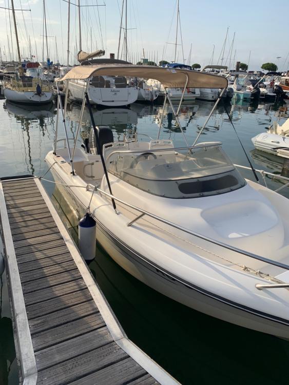 noleggio Barca a motore Arcachon - Ocqueteau Olympic 565
