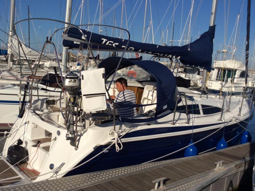 noleggio Barca a vela La Rochelle - Tesyacht  TES 28 MAGNAM