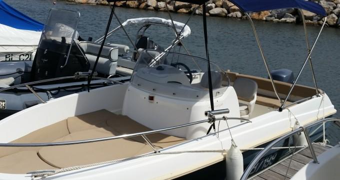 Noleggio Barca a motore con o senza skipper Jeanneau a Argelès-sur-Mer