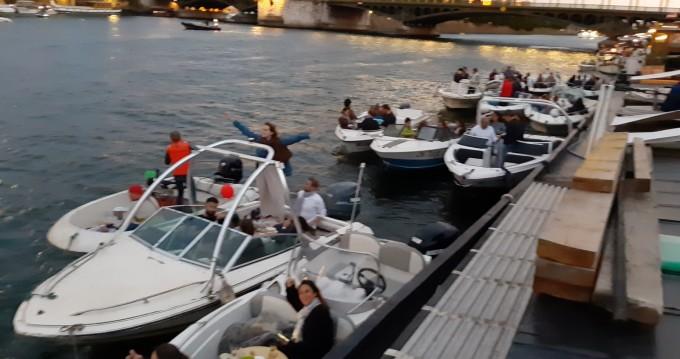 Noleggio barche Issy-les-Moulineaux economico Sea Ray 160 CB