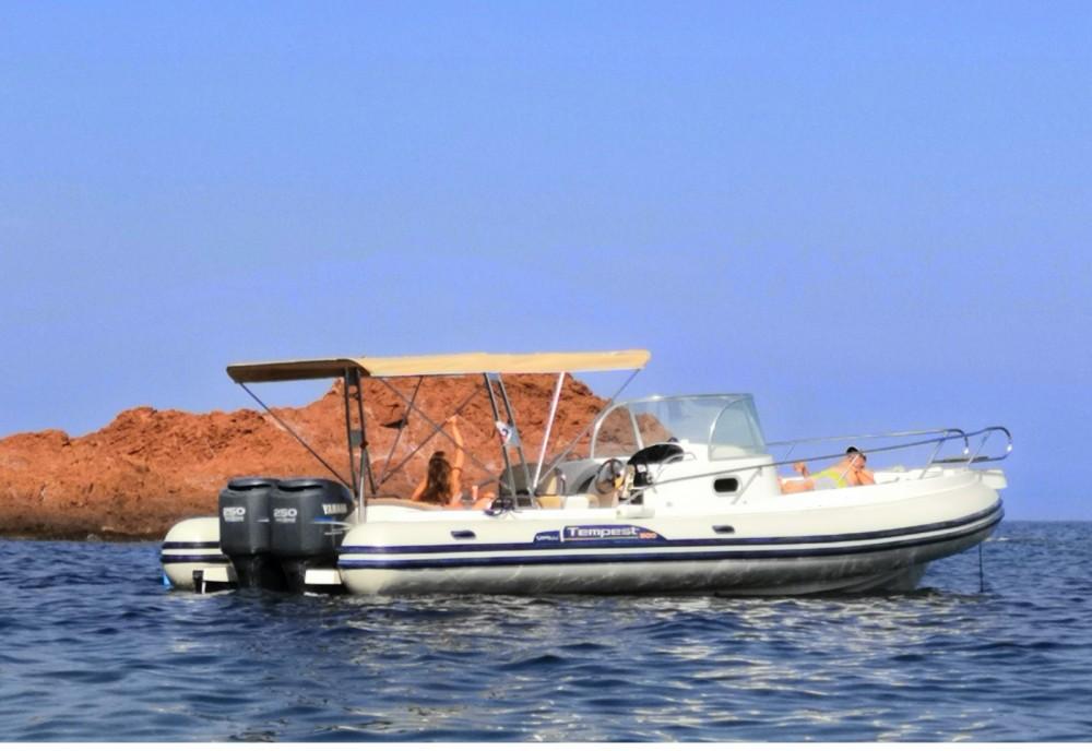 Noleggio Gommone con o senza skipper Capelli Mandelieu-la-Napoule