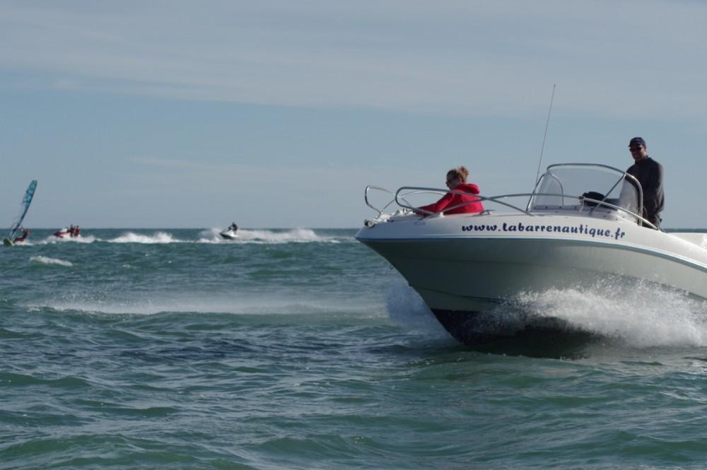 Noleggio barche Quicksilver Quicksilver 635 Commander Noirmoutier-en-l'Île su Samboat