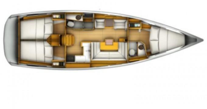Noleggio Barca a vela con o senza skipper Jeanneau a Palma de Maiorca