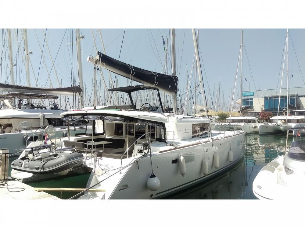 Noleggio barche Lagoon Lagoon 450 F  su Samboat