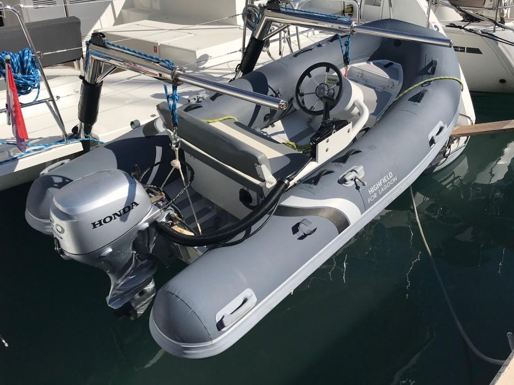 Noleggio yacht  - Lagoon Lagoon 450 F su SamBoat