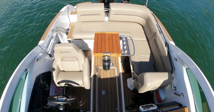 Noleggio Barca a motore con o senza skipper Flipper a Paris