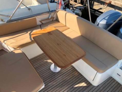 Noleggio yacht a Porto Torres – Jeanneau Cap Camarat 8.5 WA su SamBoat