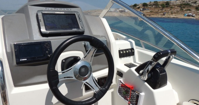 Noleggio Barca a motore a Porto Torres – Jeanneau Cap Camarat 8.5 WA