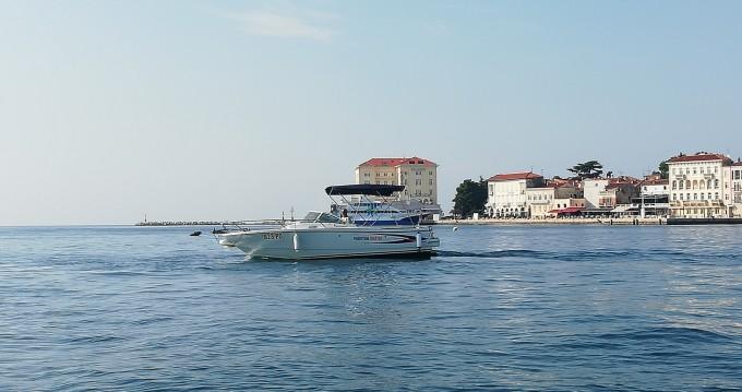 Noleggio barche Poreč economico Ombrine 700