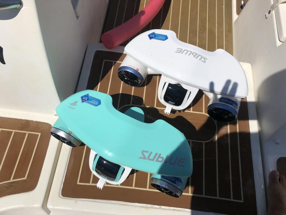 Noleggio barche Marsiglia economico 750 day