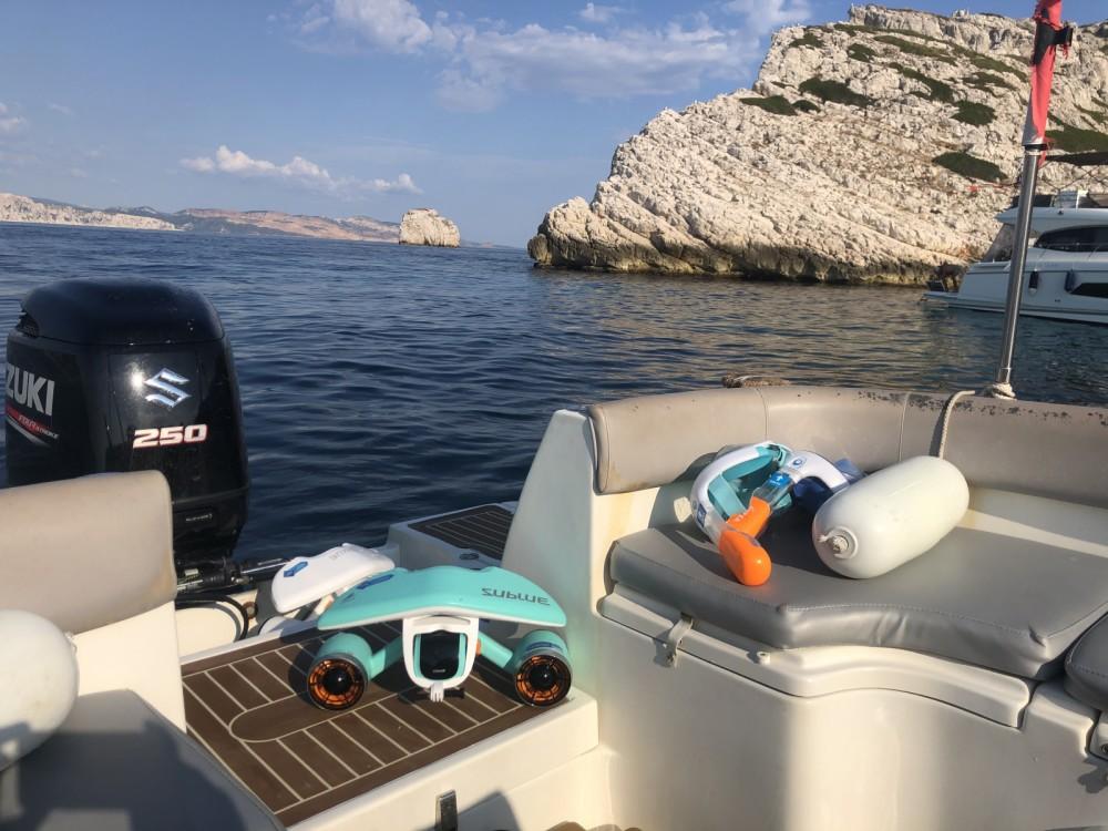 Noleggio Barca a motore Eolo con una patente