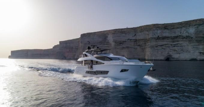 Noleggio Yacht con o senza skipper Sunseeker a San Julian's
