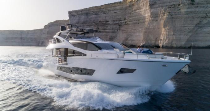 Noleggio barche Sunseeker Yacht 86 a San Julian's su Samboat