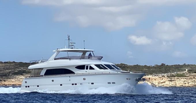 Noleggio Yacht con o senza skipper Elegance a San Julian's