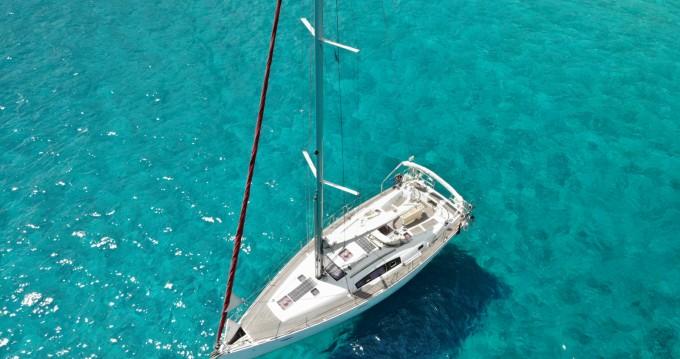 Barca a vela a noleggio a Ajaccio al miglior prezzo