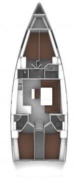 Noleggio Barca a vela a Biograd na Moru – Bavaria Bavaria Cruiser 46 OD