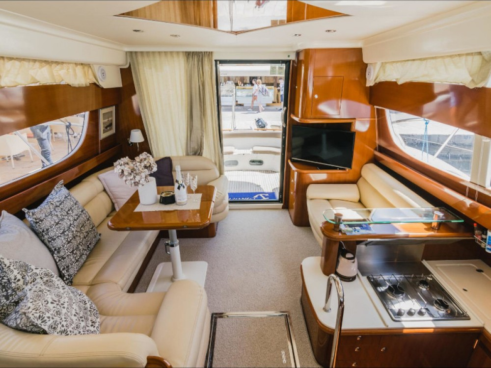 Noleggio yacht Spalato - Jeanneau Jeanneau Prestige 46 Fly su SamBoat