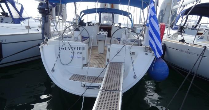 Noleggio barche Atene economico Sun Odyssey 45.2