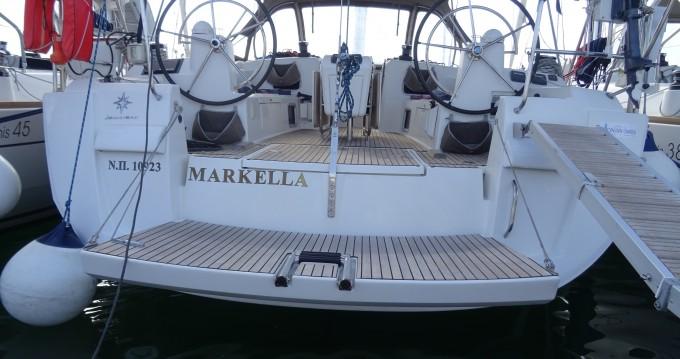 Noleggio yacht a Atene – Jeanneau Sun Odyssey 469 su SamBoat