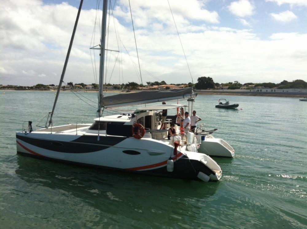 Noleggio barche Fountaine Pajot Lavezzi 40 La Flotte su Samboat