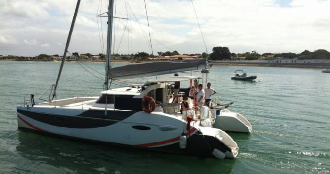 Noleggio Catamarano con o senza skipper Fountaine Pajot a La Flotte