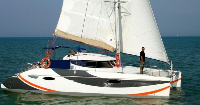 Noleggio barche Fountaine Pajot Lavezzi 40 a La Flotte su Samboat