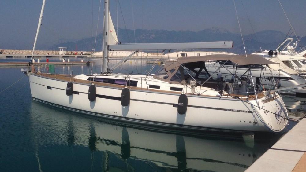Noleggiare un'Bavaria Cruiser 56 Campania